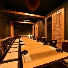 隠れ家個室 広島食材 五葉-いつは-
