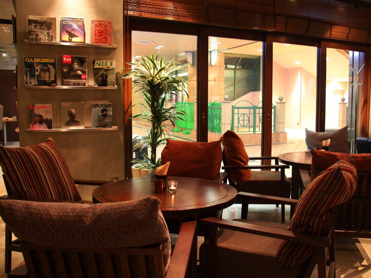 おしゃれランチ・ディナーに!池袋のおすすめカフェ6選の画像