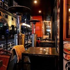 新宿ビアガーデン テラス席で贅沢BBQ オリエンタルテラス LOTUS