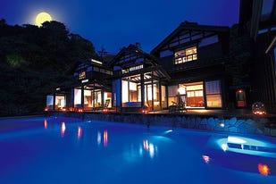 日本屈指の絶景&パワースポット!能登のランプの宿で贅沢癒し旅