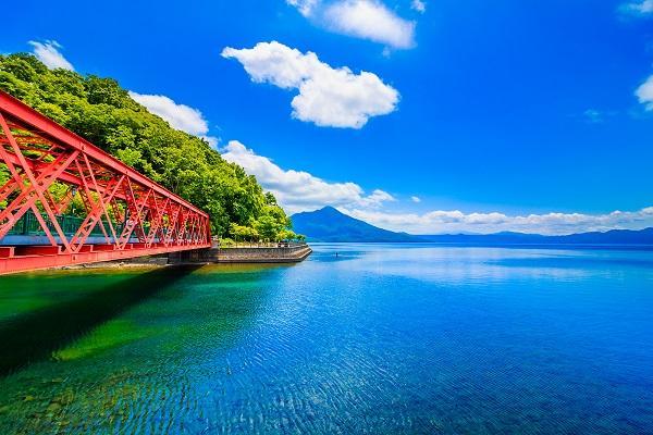 札幌から1時間の絶景!透明すぎる支笏湖のお手軽一日観光プラン│観光 ...