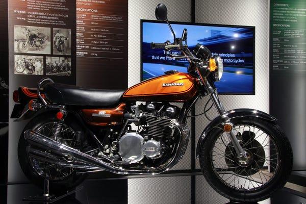 バイク カワサキ