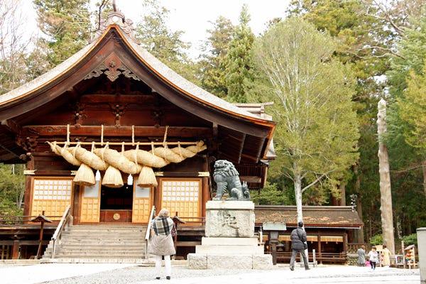 日本有数のパワースポット!諏訪大社の参拝は四社めぐりがおすすめ ...
