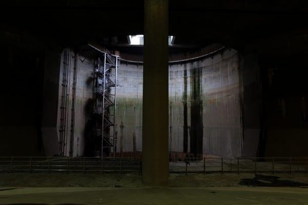 話題の「地下神殿」首都圏外郭放水路に潜入│観光・旅行ガイド - ぐるたび