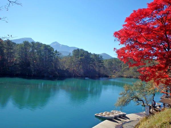 見るたびに色が変わる!?神秘の湖沼群「五色沼」│観光・旅行ガイド ...