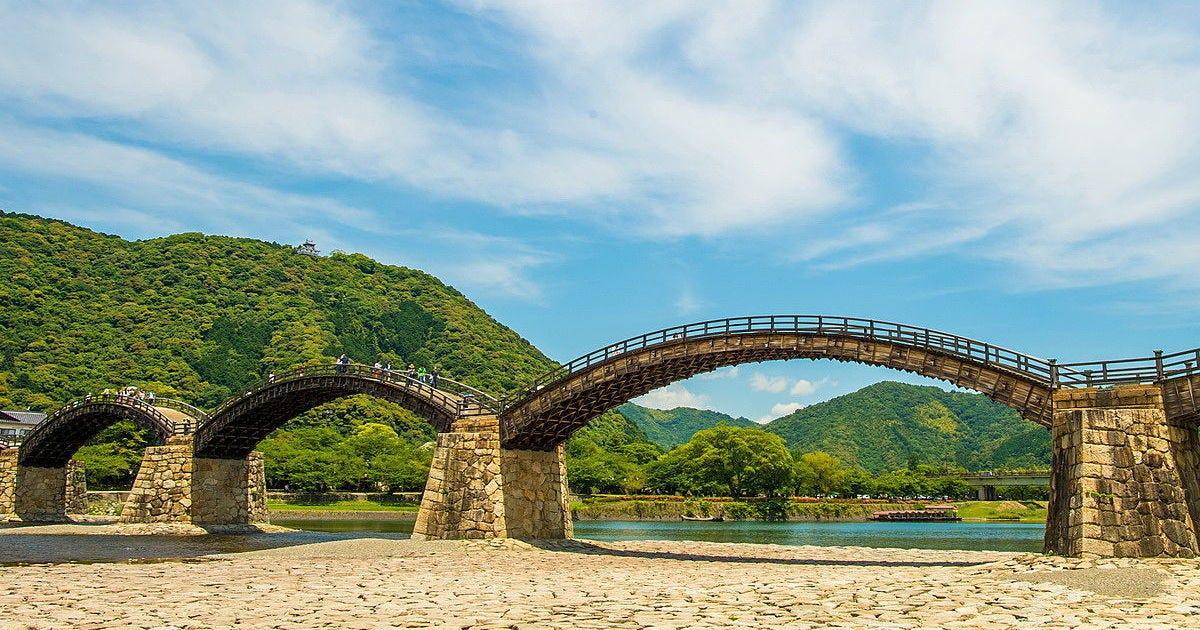 日本三名橋「錦帯橋」の絶景を堪能し尽くす5つのポイント!│観光・旅行ガイド - ぐるたび
