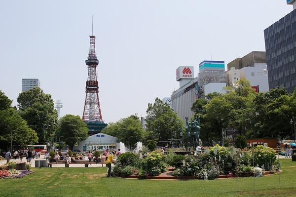 夏の札幌・大通公園を昼も夜も120%楽しむおすすめポイント│観光 ...