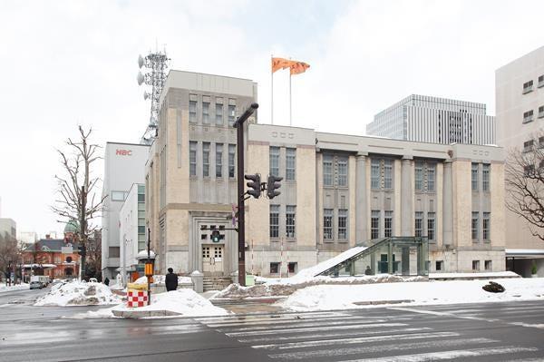 北 菓楼 札幌 本館