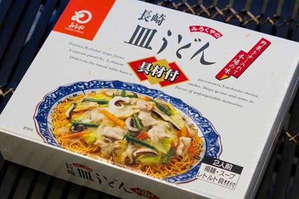 「長崎皿うどん」の画像検索結果
