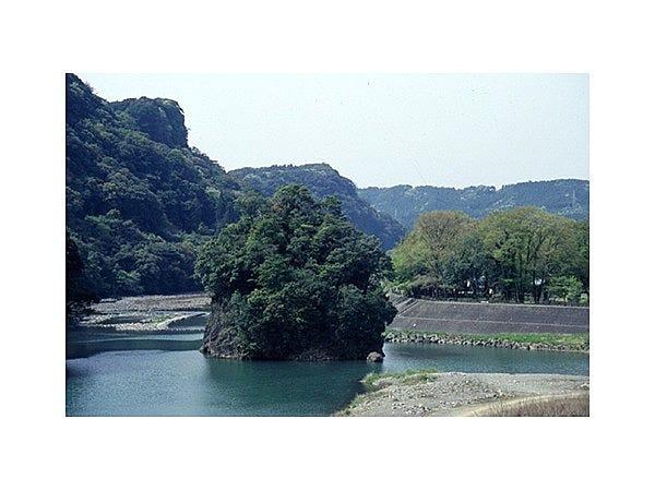 自然 公園 川原