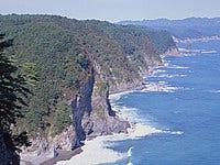 鵜 の 巣 断崖 展望 台