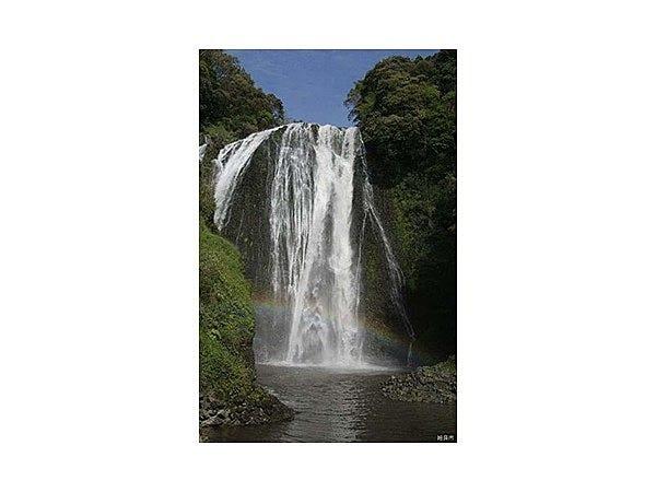 龍門滝(日本の滝百選)│観光・旅行ガイド - ぐるたび