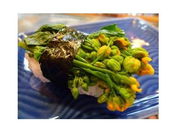 料理 菜の花 の
