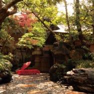 庭園ランチを楽しむならここ!まるで異世界、美しい和室&日本庭園のある名店