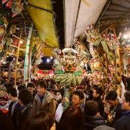 Experiencing Asakusa's Amazing Tori-no-Ichi Fair! (November 2019)