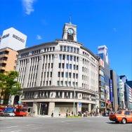 東京銀座|銀座駅周辺の地図&観光情報