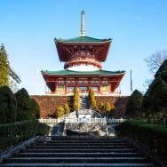 [MOVIE] Copying Sutras at Narita Temple with the Narita Transit Program