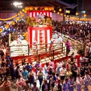 2019 Bon Odori Dance Festivals in and around Tokyo: Dancing in the Summer Heat