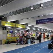 나리타공항 시설에 대한 알아본다. 코인락커, 공항서비스 등