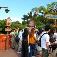 Tokyo Disneyland: Top 5 Fastpass Attractions & Top 5 Secret Tips with Short Lines!