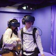 시부야 볼거리 -  VR 테마파크×카페 '티포니움 시부야'(TYFFONIUM SHIBUYA)! 마법에 걸린 공간!