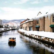 情緒たっぷり!1日あれば巡れる「小樽運河」周辺のおすすめスポット