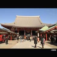 【아사쿠사x사원】일본을 방문한 외국인들의 인기시설 랭킹 2020년 3월 편