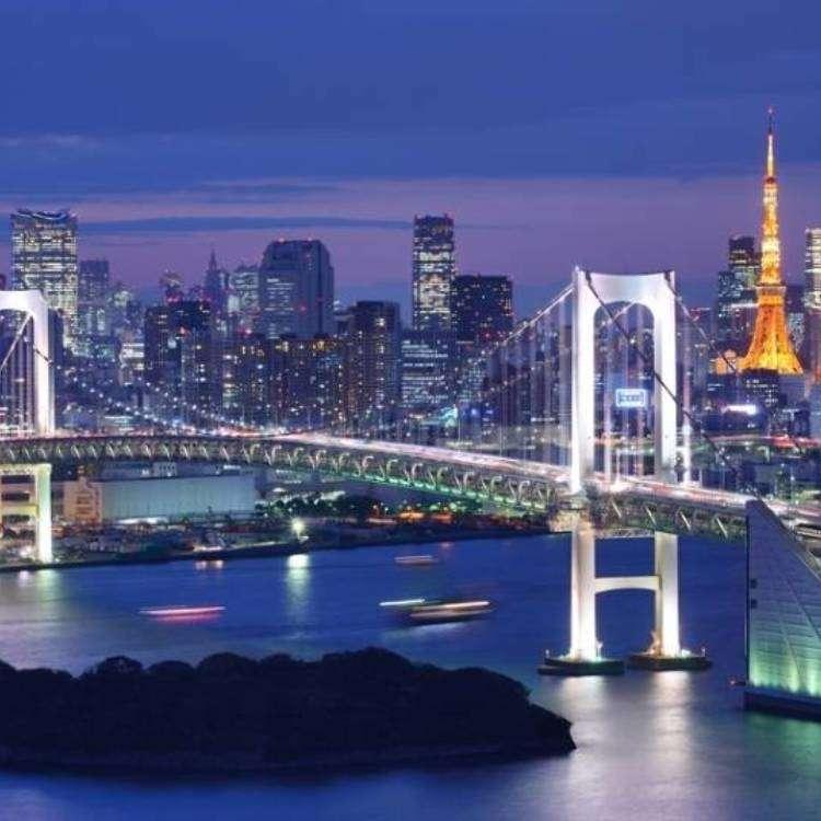 5 Best Spots to Enjoy Tokyo's Night Views