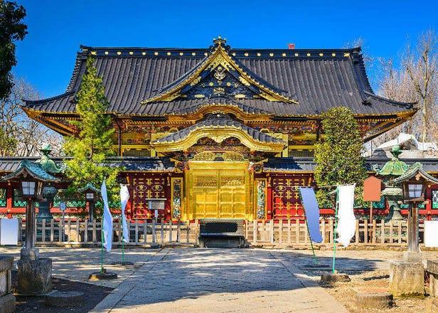 Sepuluh Kuil Shinto yang Wajib Didatangi Ketika di Tokyo