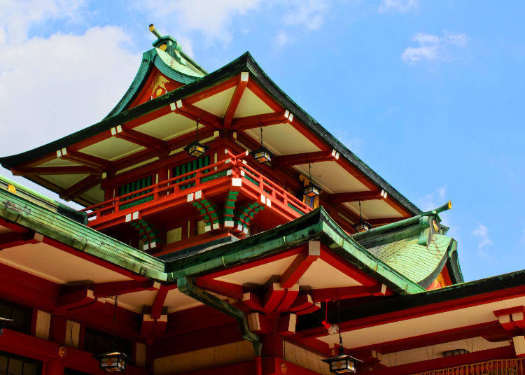 2 - Tomioka Hachiman Shrine