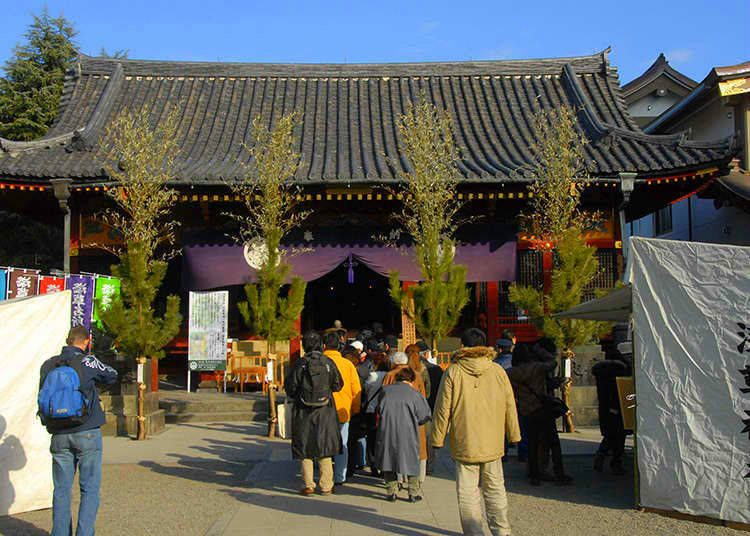 9 - Asakusa Shrine