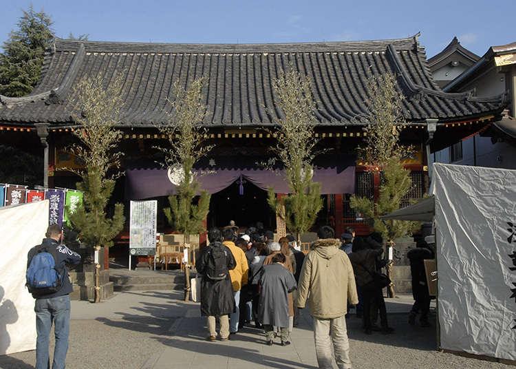 9: Asakusa Shrine