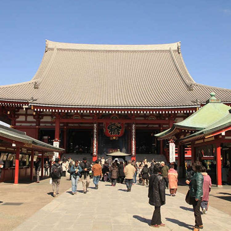 来东京值得一游的十间寺庙