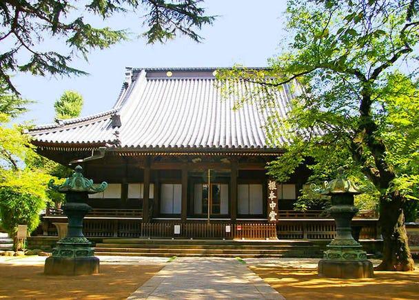 3. Kan'ei-ji