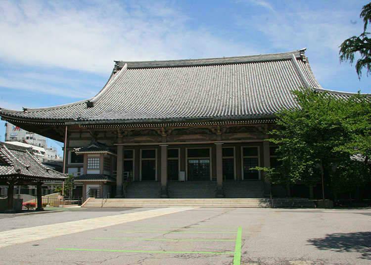5. Higashi Hongan-ji