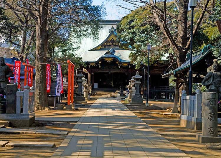 8. Homyo-ji