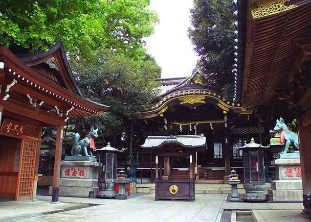 9. Inari Tokyo Betsuin