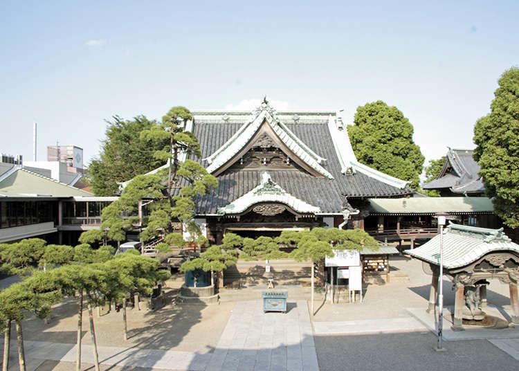 6: Kuil Shibamata Taishakuten