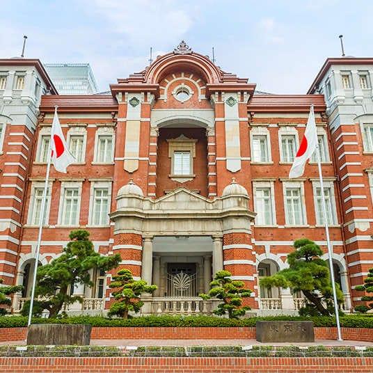 東京駅のフォトスポット3選