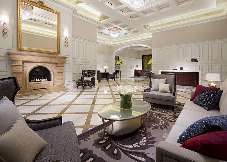 格式高いホテル