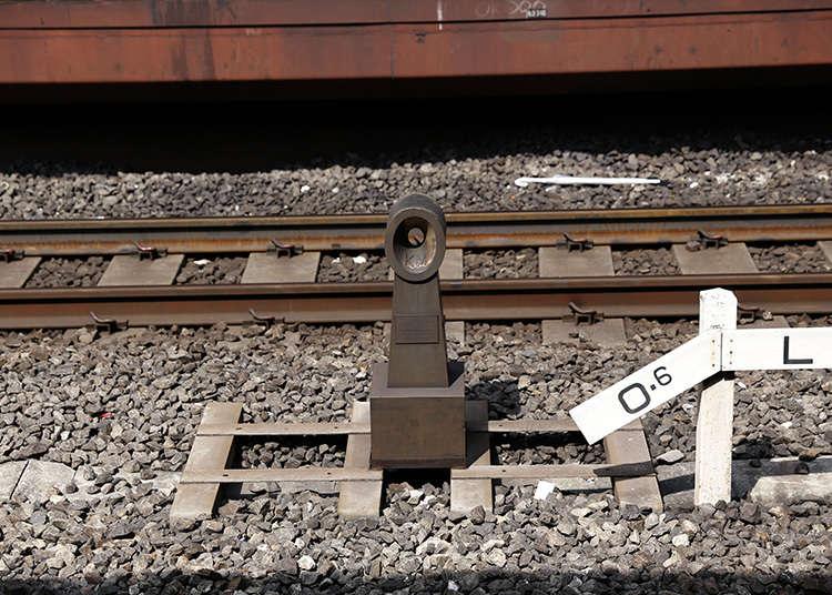 สถานีรถไฟโตเกียวเป็นจุดเริ่มต้นของทางรถไฟในญี่ปุ่น