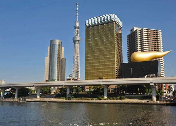 3 lokasi pilihan untuk bergambar di Asakusa dan Ueno