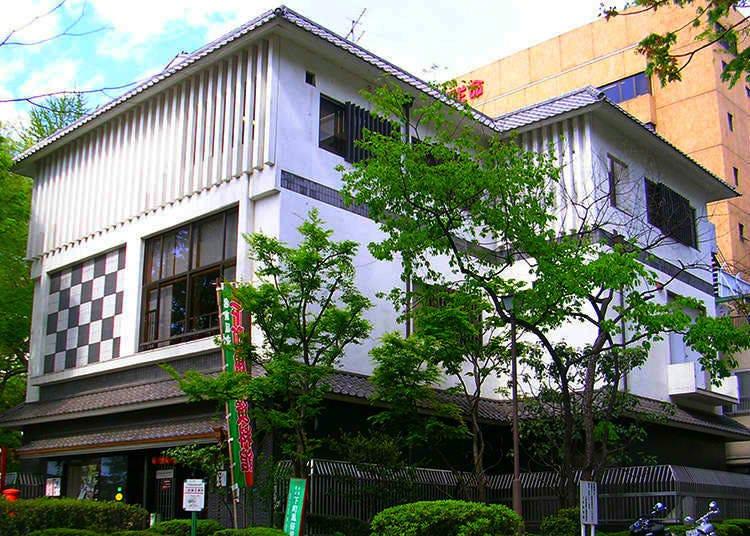 6. What is Shitamachi?