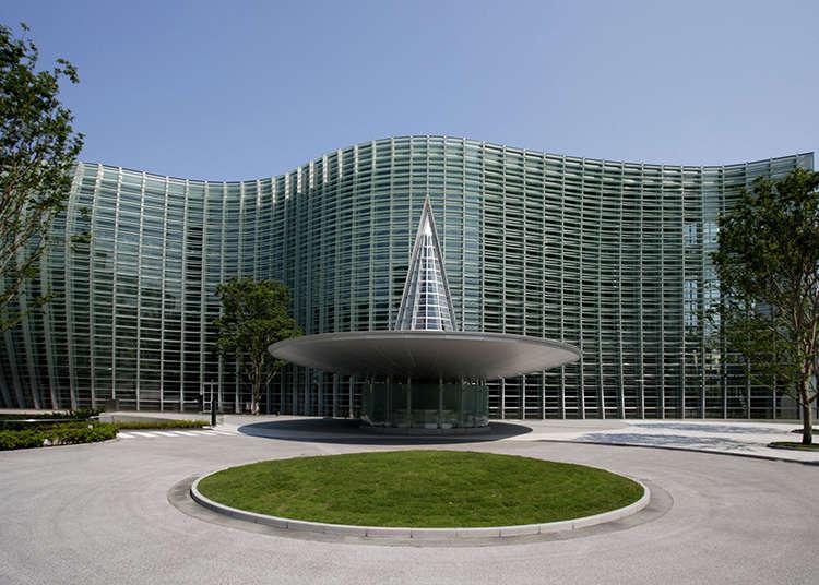 Ruangan pameran terbesar di Jepun yang amat berbaloi untuk dilawati