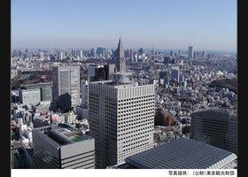 니시신주쿠의 고층 빌딩 3선