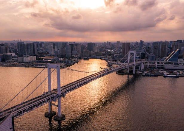 Empat Pilihan Lokasi 0 JPY di Kota Tokyo yang Menyegarkan Tubuh dan Pikiran