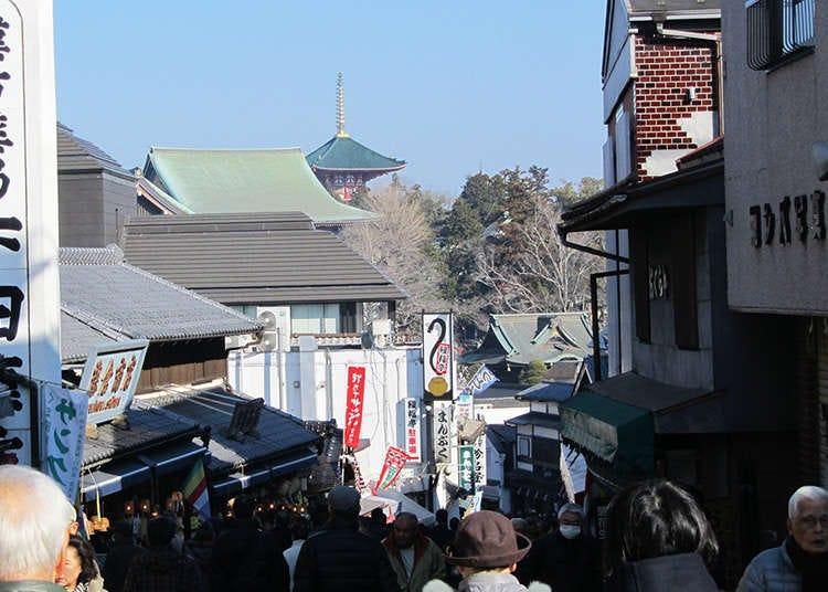 Hanya 30 menit dari  bandara Narita! Narita-Sakura yang bernuansa Jepang tradisional