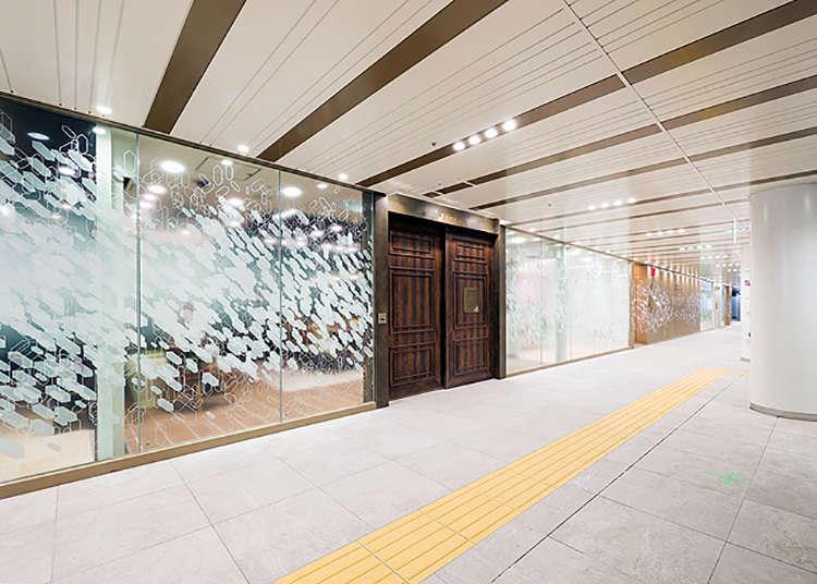 【渋谷】色鮮やかな空間が魅力