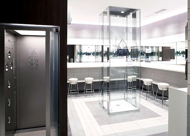 [Shibuya] Inilah bilik solek yang berevolusi!