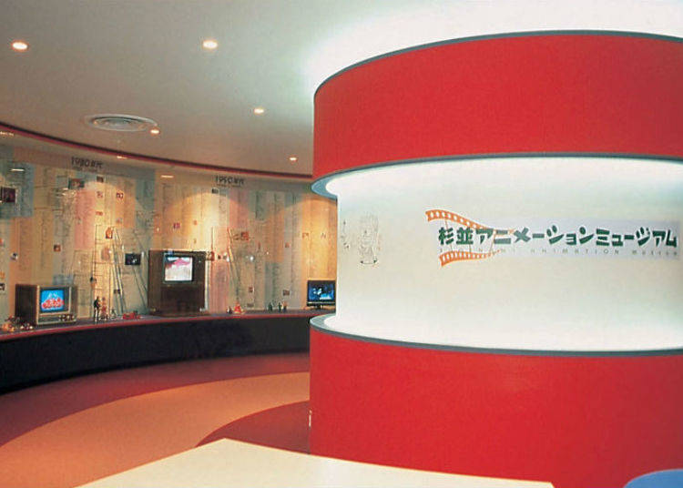 Nishi-Ogikubo: Experience the Dubbing and Filming of Anime